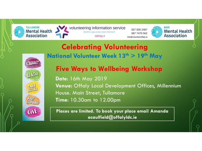 offaly-volunteer-centre-5ways-to-wellbeing-workshop
